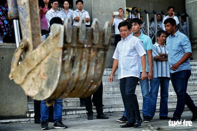Ông Đoàn Ngọc Hải từ chức, TP.HCM giải quyết theo quy trình - Ảnh 2.
