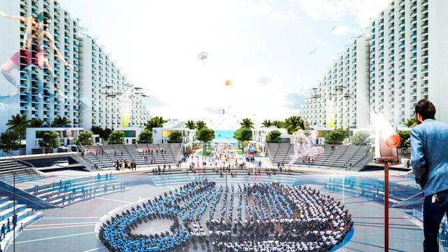 Chủ đầu tư The Arena: BĐS nghỉ dưỡng đòi hỏi sự khác biệt - Ảnh 2.