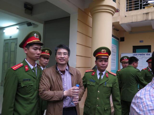 Truy tố ba bị can giúp Giang Kim Đạt trốn ra nước ngoài - Ảnh 1.