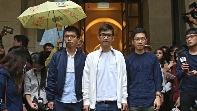 Mỹ trêu ngươi Bắc Kinh đề cử Nobel Hòa bình cho Hoàng Chi Phong - Ảnh 2.
