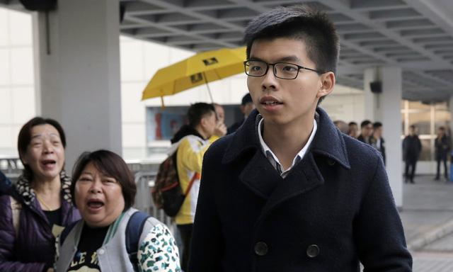 Mỹ trêu ngươi Bắc Kinh đề cử Nobel Hòa bình cho Hoàng Chi Phong - Ảnh 1.