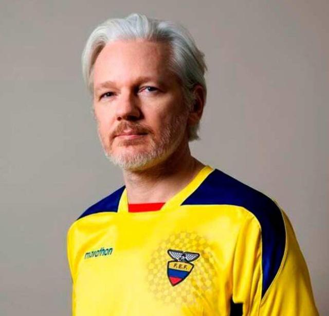 Ecuador cho phép nhà sáng lập WikiLeaks nhập quốc tịch - Ảnh 1.