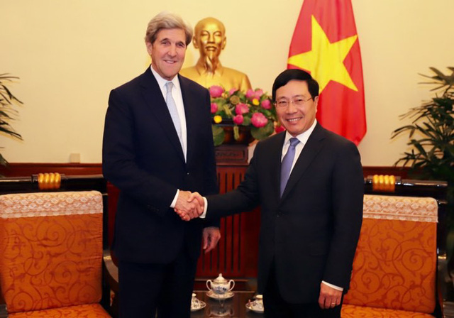 Ông John Kerry: Quan hệ Việt Nam - Hoa Kỳ vững mạnh và tích cực - Ảnh 2.