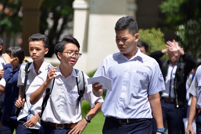 Năm học 2018-2019 có thể bỏ điểm khuyến khích thi vào lớp 10 - Ảnh 1.