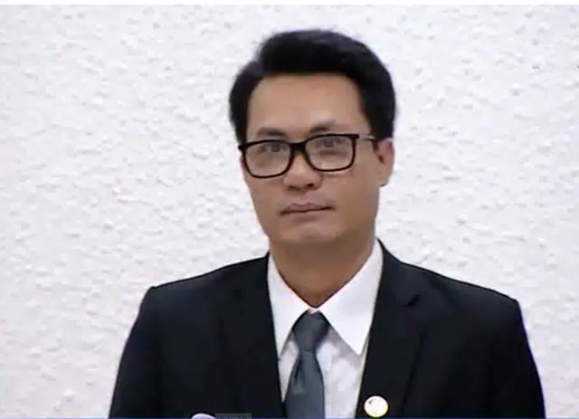 Luật sư của Trịnh Xuân Thanh cãi tay đôi, ngắt lời chủ tọa - Ảnh 2.