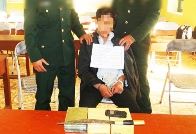 Mang 6 bánh heroin về Việt Nam được trả công 43 triệu - Ảnh 1.