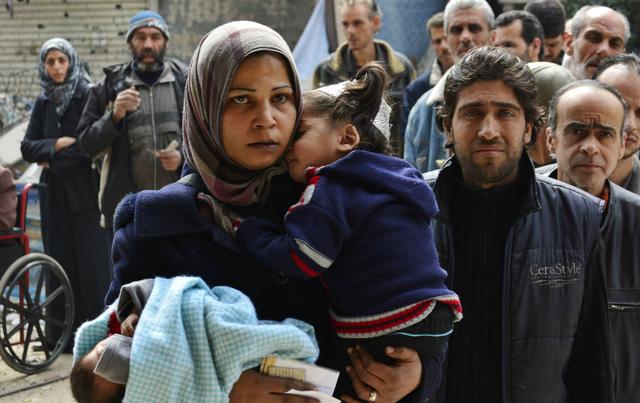 Mỹ dừng tài trợ 125 triệu USD cho người tị nạn Palestine - Ảnh 1.