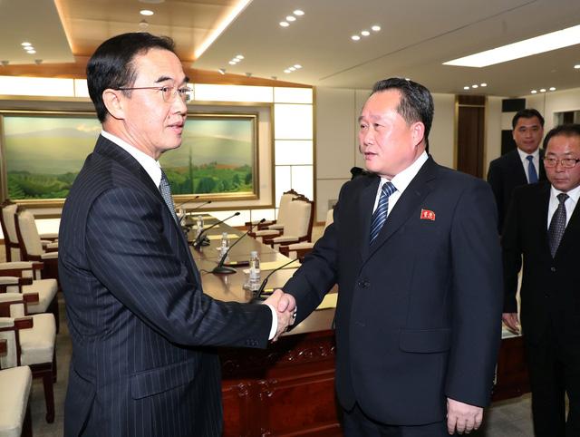 Triều Tiên chấp nhận đối thoại nhưng tiêu cực về phi hạt nhân - Ảnh 1.