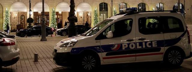 Cướp như phim giữa thủ đô Paris - Ảnh 2.