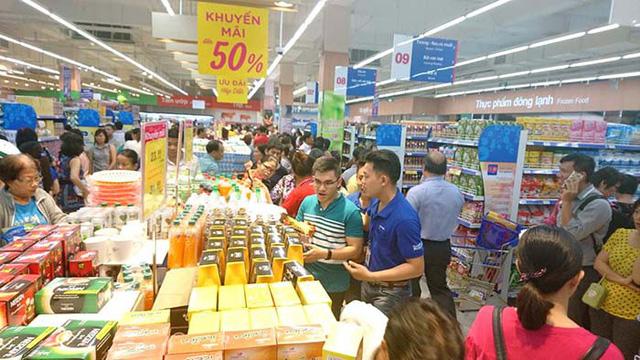 Siêu thị Co.opmart sắp khai trương tại Tân Thành, Bà Rịa – Vũng Tàu - Ảnh 2.