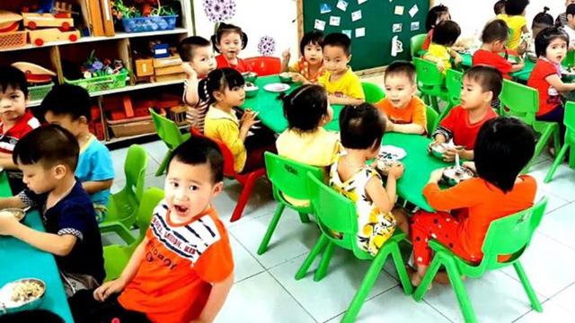 Chính sách hỗ trợ ăn trưa đối với trẻ em mẫu giáo - Ảnh 1.