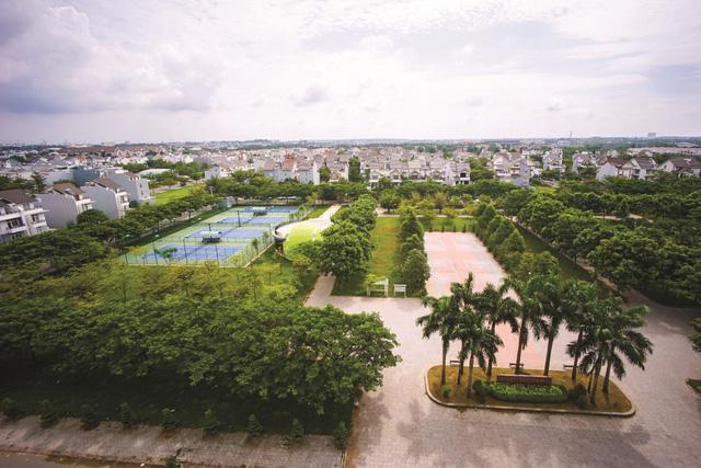 """""""Resort xanh"""" giữa khu Đông cho gia đình trẻ - Ảnh 1."""