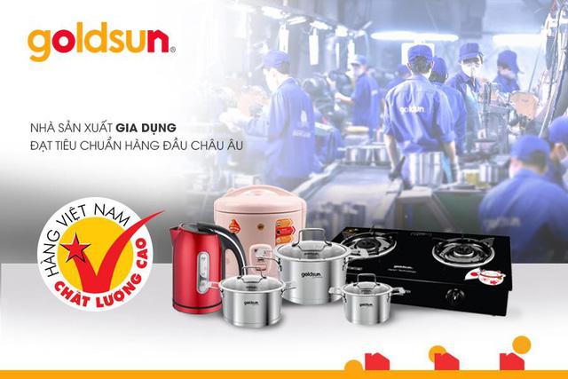 Goldsun Cam kết chất lượng bằng tiêu chuẩn sản xuất khắt khe ...