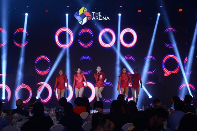 Gần 500 khách hàng TP.HCM tham dự lễ ra mắt The Arena - Ảnh 1.