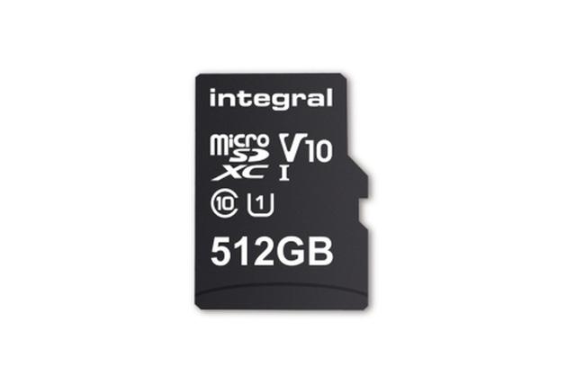 Intergral giới thiệu thẻ nhớ microSD dung lượng lớn nhất thế giới - Ảnh 1.