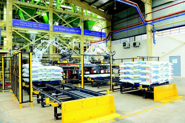 Tập đoàn Nova khánh thành nhà máy thức ăn chăn nuôi Anova Feed - Hưng Yên - Ảnh 3.