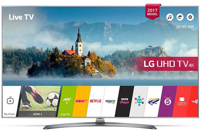 Lựa chọn TV LG 4K: chất từ công nghệ đến quà tặng - Ảnh 3.