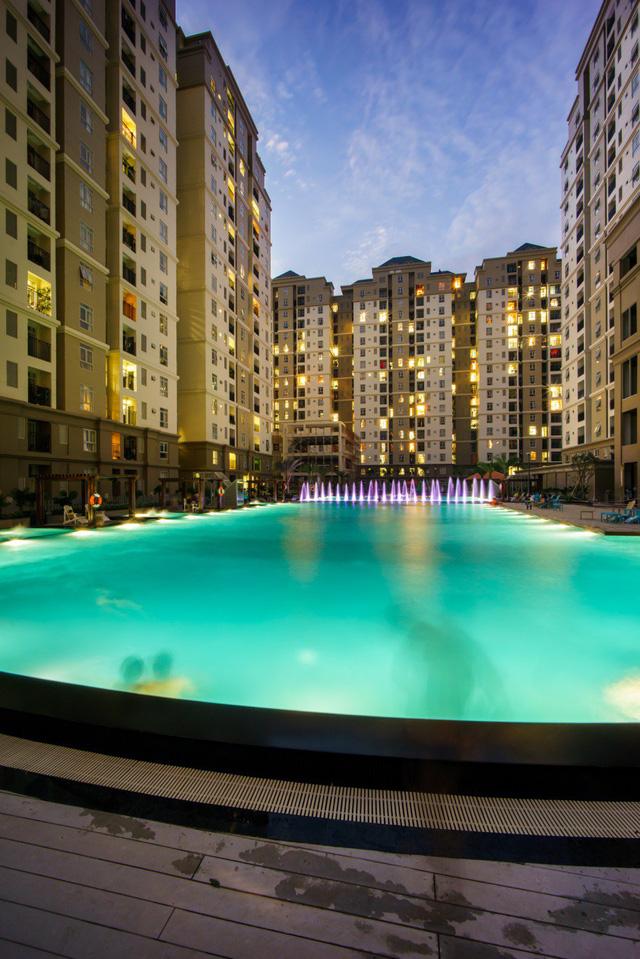 """""""Resort xanh"""" giữa khu Đông cho gia đình trẻ - Ảnh 3."""