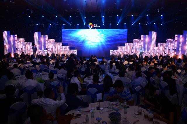 Gần 500 khách hàng TP.HCM tham dự lễ ra mắt The Arena - Ảnh 3.