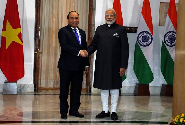 Việt Nam đánh giá cao lập trường của Ấn Độ về Biển Đông - Ảnh 1.