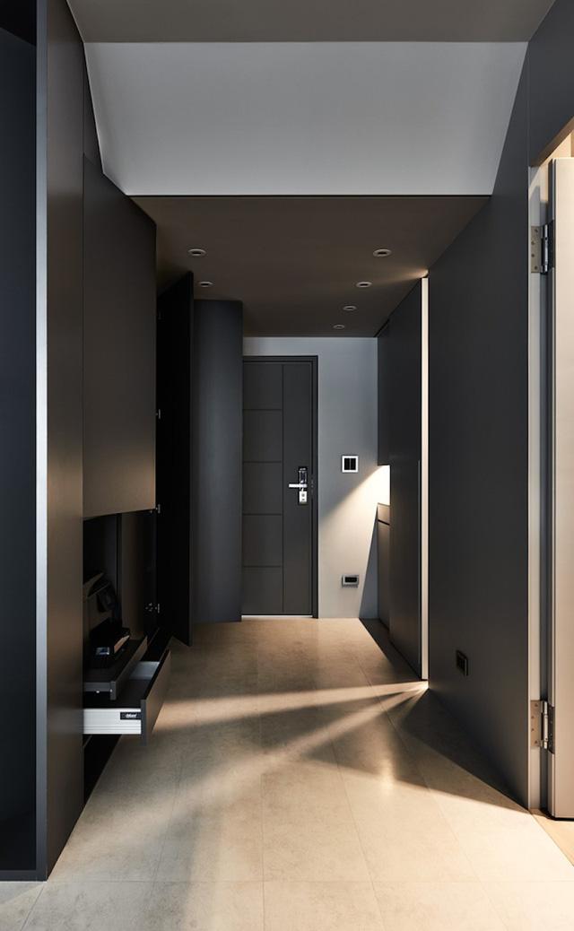 Dùng ánh sáng để trang trí toàn căn hộ - Ảnh 3.