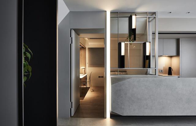 Dùng ánh sáng để trang trí toàn căn hộ - Ảnh 7.