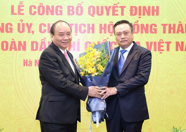Thủ tướng giao nhiệm vụ cho tân Chủ tịch Tập đoàn Dầu khí - Ảnh 1.
