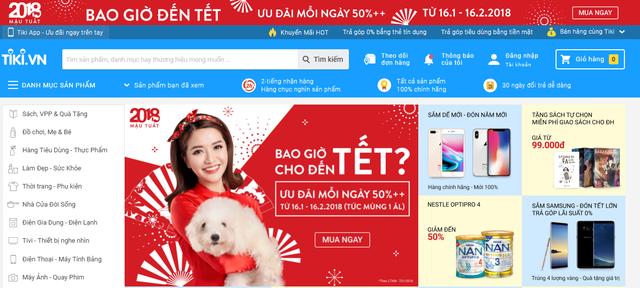 Một công ty Trung Quốc đầu tư vào Tiki.vn - Ảnh 1.