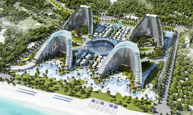 Ra mắt dự án nghỉ dưỡng - giải trí The Arena tại TP HCM - Ảnh 1.