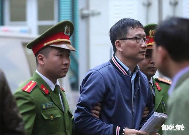 2 túi tiền được chuyển cho ông Trịnh Xuân Thanh qua lái xe - Ảnh 1.