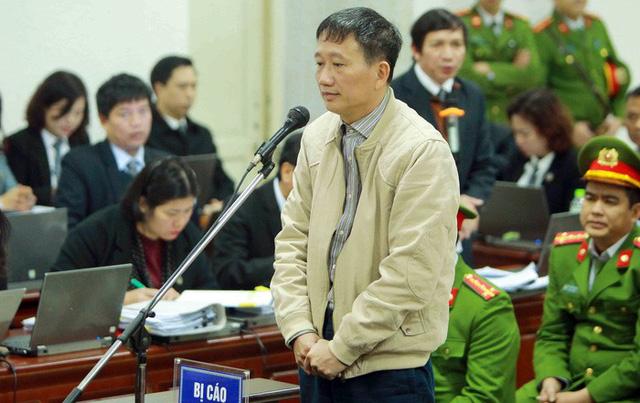 Trịnh Xuân Thanh đổ cho lái xe... tự nhận vali 14 tỷ đồng - Ảnh 1.