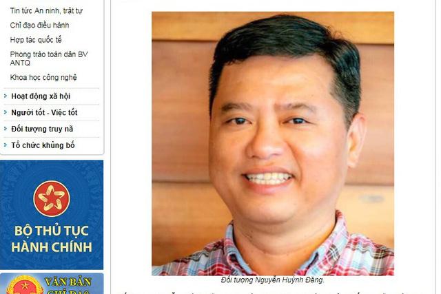 Truy nã nguyên trưởng phòng của ngân hàng Đông Á - Ảnh 1.