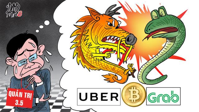 Tiền của Uber chảy về đâu? - Ảnh 1.