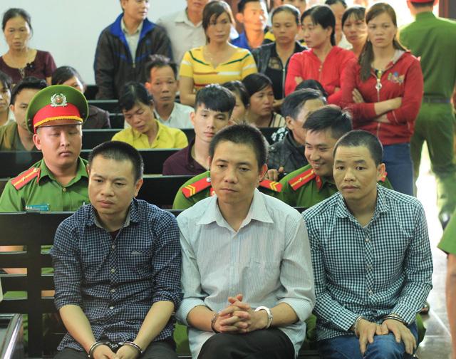 Người bắn chết 3 bảo vệ công ty Long Sơn bị tuyên tử hình - Ảnh 3.