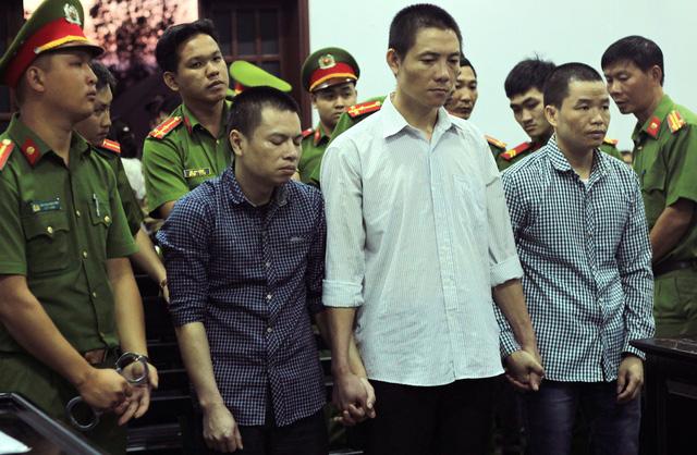 Người bắn chết 3 bảo vệ công ty Long Sơn bị tuyên tử hình - Ảnh 1.