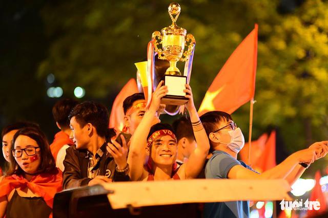 Dân mạng Hàn Quốc, Nhật Bản... liên tục cổ vũ U23 Việt Nam - Ảnh 1.