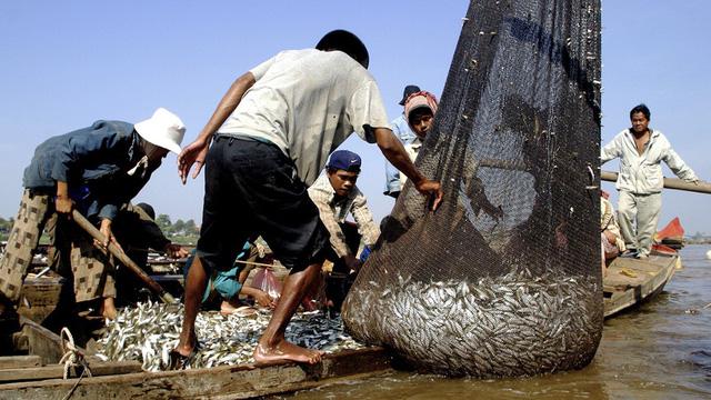 Nóng hôi hổi trên dòng Mekong - Ảnh 1.