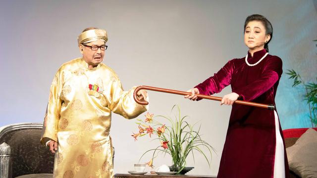 Vĩnh biệt danh hài Văn Chung: Tiếng cười dễ nhớ, khó quên - Ảnh 1.