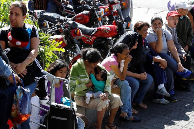 Nạn cướp lương thực hoành hành ở Venezuela - Ảnh 3.