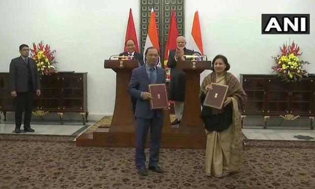 Việt Nam đánh giá cao lập trường của Ấn Độ về Biển Đông - Ảnh 2.