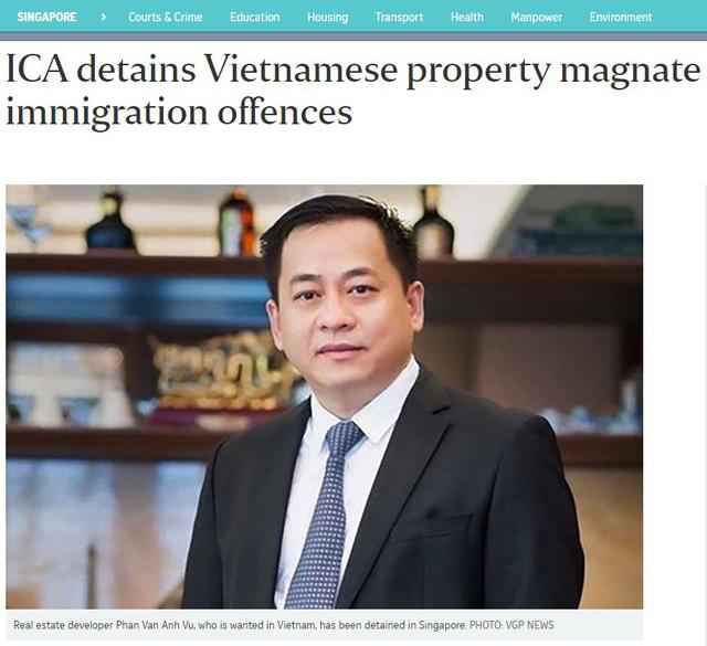 Phan Van Anh Vu đang trên máy bay từ Singapore về Hà Nội - Ảnh 1.