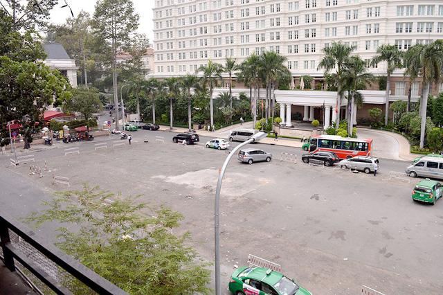 Khu đất công trường Lam Sơn sẽ thành công viên cây xanh - Ảnh 1.