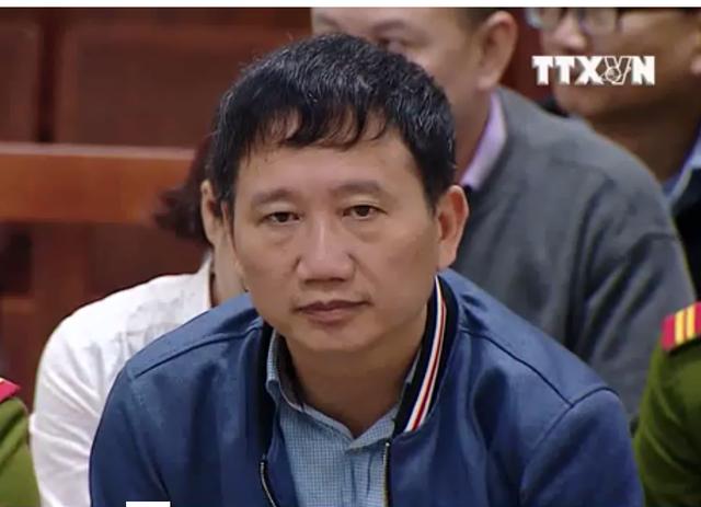 Luật sư của Trịnh Xuân Thanh cãi tay đôi, ngắt lời chủ tọa - Ảnh 1.