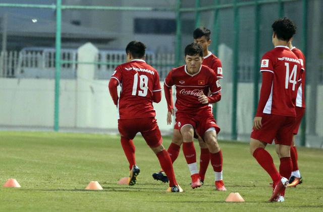 Tuyển VN thắng Philippines 4-2 ở trận đá tập tại Qatar - Ảnh 2.