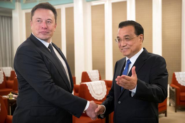 Trung Quốc muốn cấp định cư vĩnh viễn cho tỉ phú Elon Musk - Ảnh 1.