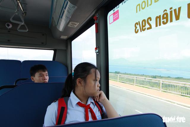 Đà Nẵng chi 16,1 tỉ đồng vận hành lại tuyến buýt TMF - Ảnh 1.