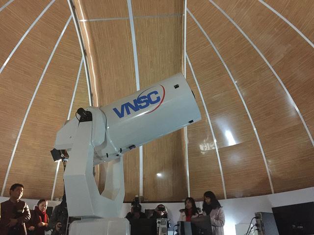 Khám phá Đài thiên văn Hòa Lạc sắp mở cửa đón khách - Ảnh 1.