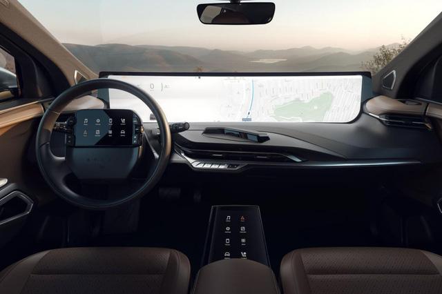 """CES 2019: """"Trình làng"""" những mẫu xe hiện thực hóa giấc mơ không gian số di động - Ảnh 1."""