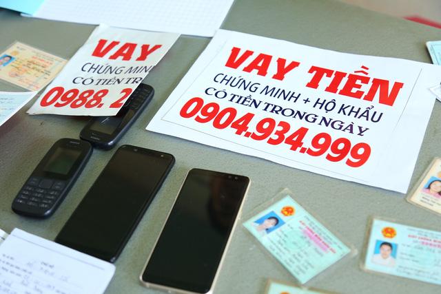 Bình Dương: khởi tố bị can, cảnh báo người dân về tín dụng đen - Ảnh 2.