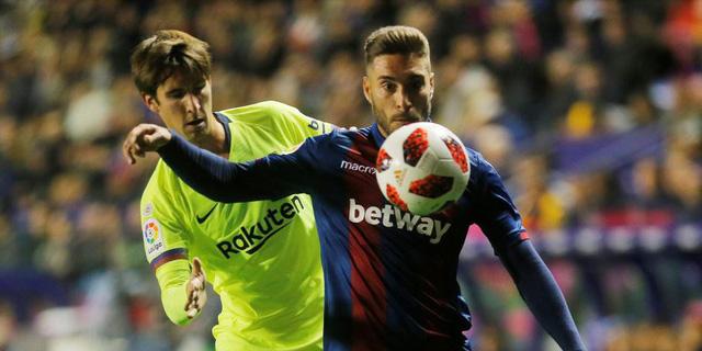 Levante bất ngờ đánh bại Barcelona tại Cúp nhà vua  - Ảnh 3.